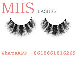 mink fur strip 3d lashes