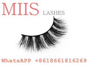 gorgeous mink fur 3d  lashes