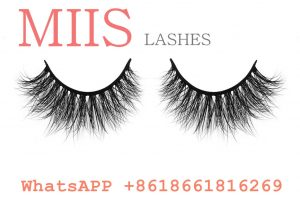 customed packaging mink lash