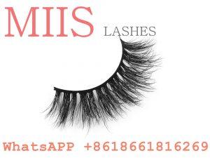 china 3d synthetic eyelash