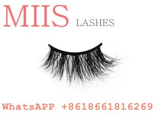 china 3d synthetic hair eyelash